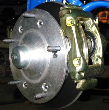 Fdbgr Front Disc Brake Kit German 1 German