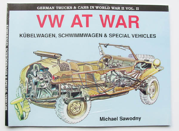 Books And Manuals German Motor Works Vw Thing Parts